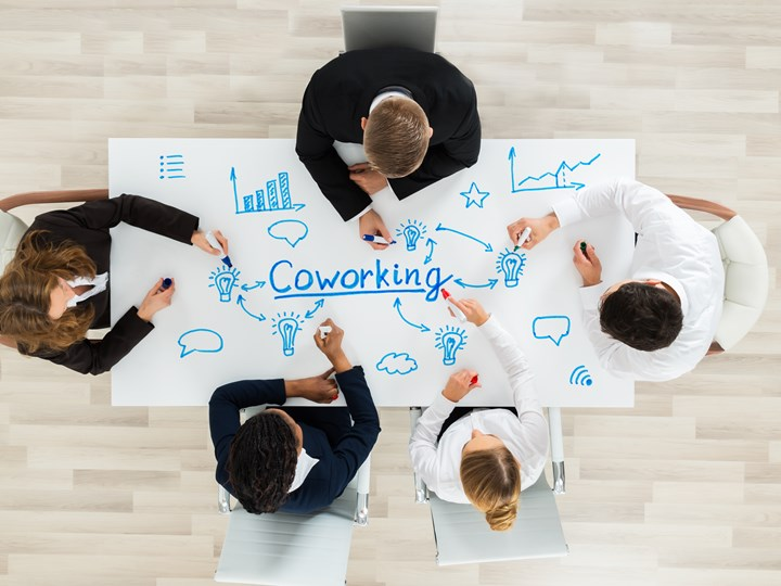 Networking in Shared Offices and Coworking Spaces